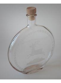 Flasche rund 500 ml