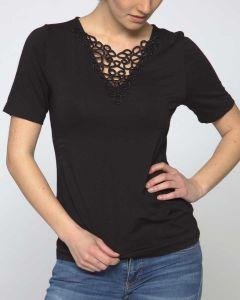 Shirt Igls schwarz