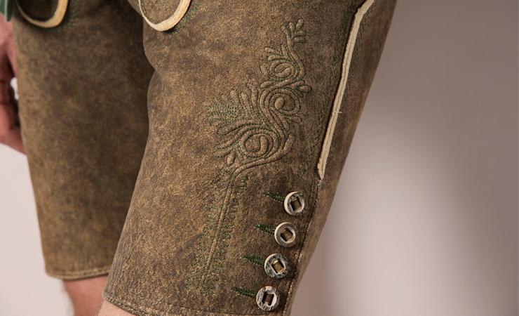 Qualitätsmerkmale einer Lederhose